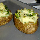 Garden Stuffed Baked Potatoes picture