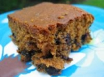 Spicy Molasses Blueberry Cake picture