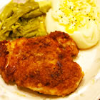 garlic chicken fried chicken picture