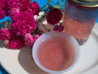 Lavender or Rose Syrup picture