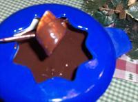 Chocolate Caramel Fondue picture