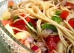 Potluck Spaghetti Salad picture