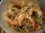 Soba and Shrimp Salad picture