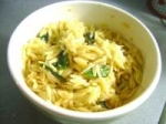 Sesame Orzo With Charred Onions picture