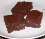 Chocolate Fudge Bars picture