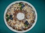Blueberry Almond Bundt Cake picture