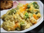 Easiest Broccoli Rice Casserole picture