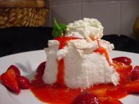 Overnight Raspberry (Or Strawberry) Meringue Torte picture