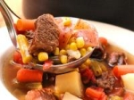 Rick's Vegetable Beef Soup picture
