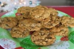 Oatmeal Molasses Drop Cookies picture
