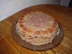 German Chocolate Layer Cake With Coconut Pecan Frosting picture
