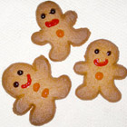 gingerbread men picture