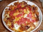 Bacon 'n' Cheese Strata picture