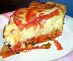 Tomato Leek Tart picture