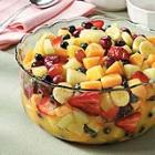 glazed fruit bowl picture