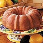 Glazed Lemon Bundt Cake picture