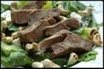 Middle Eastern Lamb Salad With Spinach & Feta (Low Carb) picture