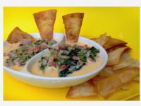 Walnut Brewery's Spinach Con Queso Dip picture