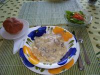 No-Cream Alfredo Sauce picture