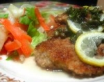 Chicken Scaloppine With Lemon Caper Sauce picture