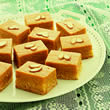 golden pumpkin bars picture