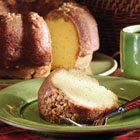 Golden Rum Cake picture