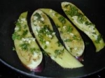 Herb and Garlic Grilled Eggplant picture