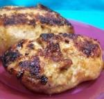 Grilled Mustard-Honey Garlic Pork Chops picture