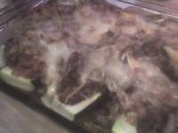 Stuffed Zucchini Italian Style picture