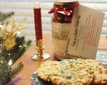 Cute As a Button Cookie Mix in a Jar picture