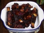 Slow Cooked Sticky Pork Spare Ribs picture