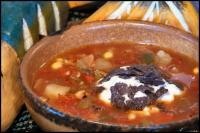 Mexican Vegetable Soup picture