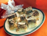 Chocolate Caramel Cookie Candy Bars picture