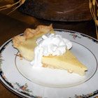 Grandma 's Egg Custard Pie picture