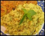 """Creamy Lentil """"risotto"""" (Kichdi) picture"""
