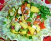 Mango Cucumber Salsa picture