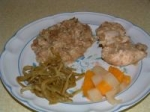Crockpot Chicken & Stuffing picture