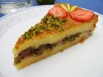 Filled Yogurt Cake With Lemon Ouzo Syrup picture
