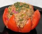 Mediterranean Tuna Stuffed Tomato picture