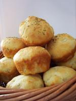 Rosemary Satin Dinner Rolls picture