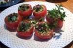 Mediterranean Stuffed Tomatoes picture