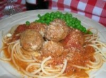 Slowcooker Meatballs and Sauce picture