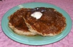 Healthy Alternative Buttermilk Pancakes picture