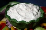 Delicious Dill Dip for Veggies picture