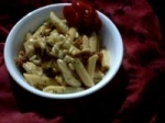 Penne With Chicken, Sundried Tomatoes and Pine Nuts picture