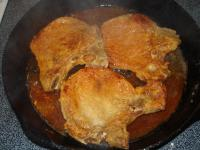 Simple Fried Pork Chops picture