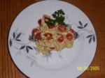 Scrambled Eggs With Fines Herbes and Tomatoes picture