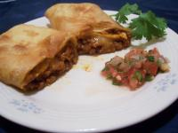 Beef Chimichangas picture