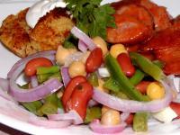 Three Bean Salad picture