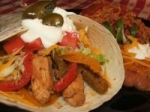 Kelly's Chicken Fajitas picture